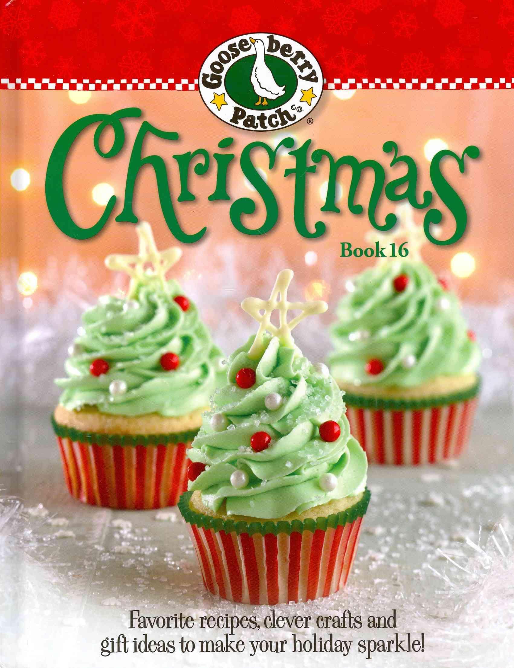 Gooseberry patch christmas book 16 christmas food