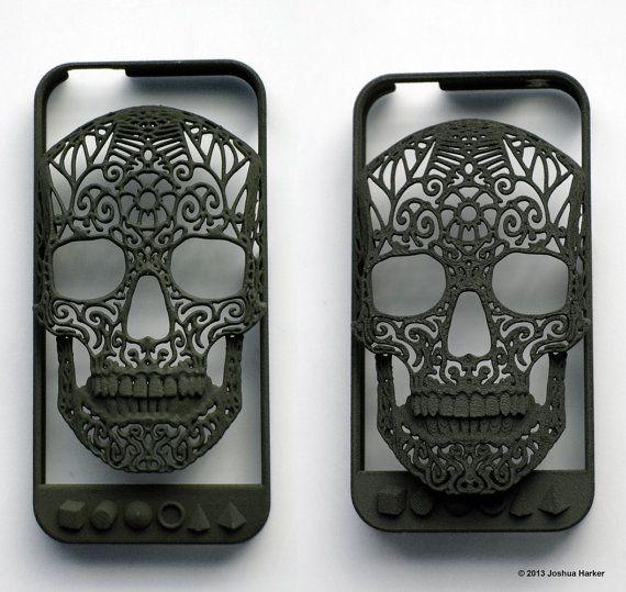 Skull IPhone Case Crania Revolutis 4 4s & 5 By Shhark On
