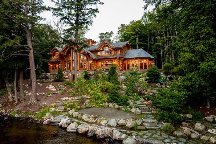 Lake Rosseau Cottage Muskoka Cottage Cottage Cottage Style