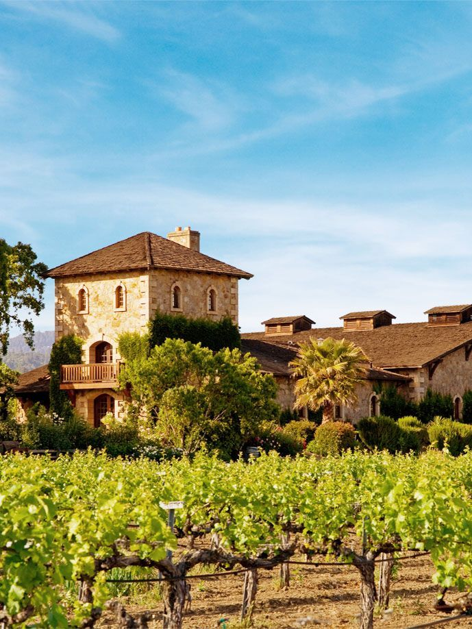 Found: The Best Vineyards in Napa That Warrant a Weekend Away via @MyDomaine