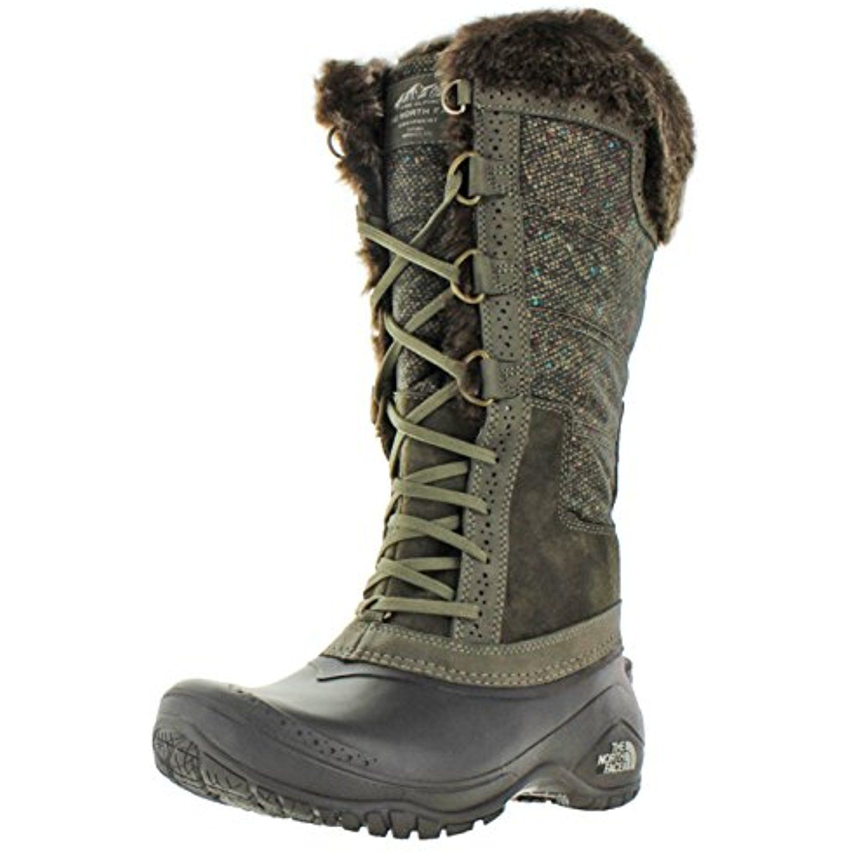 Shellista II Tall Boot Women's Weimaraner Brown/Dove Grey 9