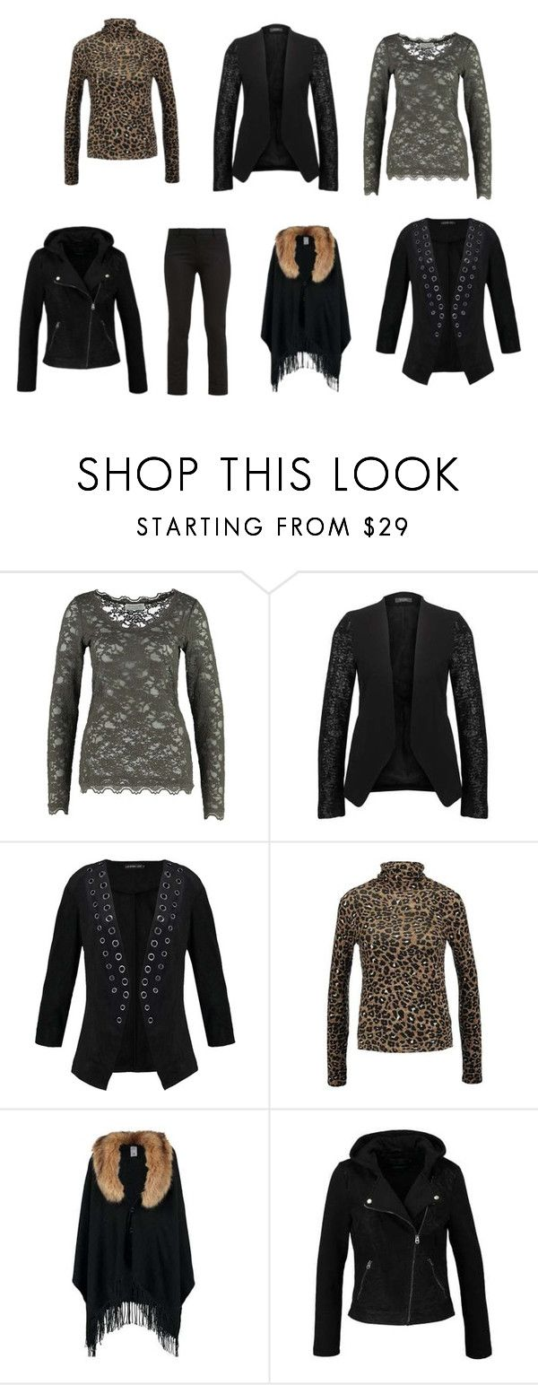 """11.11.16"" by efrat-kazoum on Polyvore featuring Kiomi and even&odd"