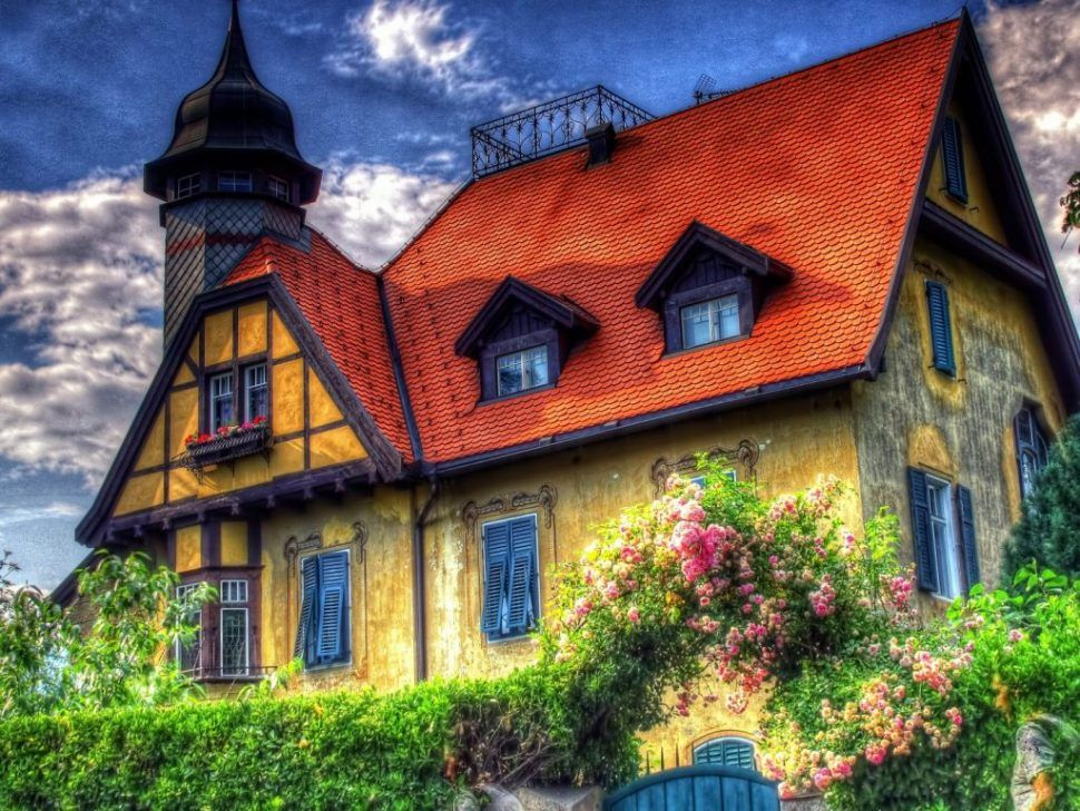 Roof 51 Houses House Colorful Photography Great Flower Amazing Silhouette Flowers Sky Colors Nice Old Nature Trees Architecture Cool Beauty Beautiful Lovely Hus