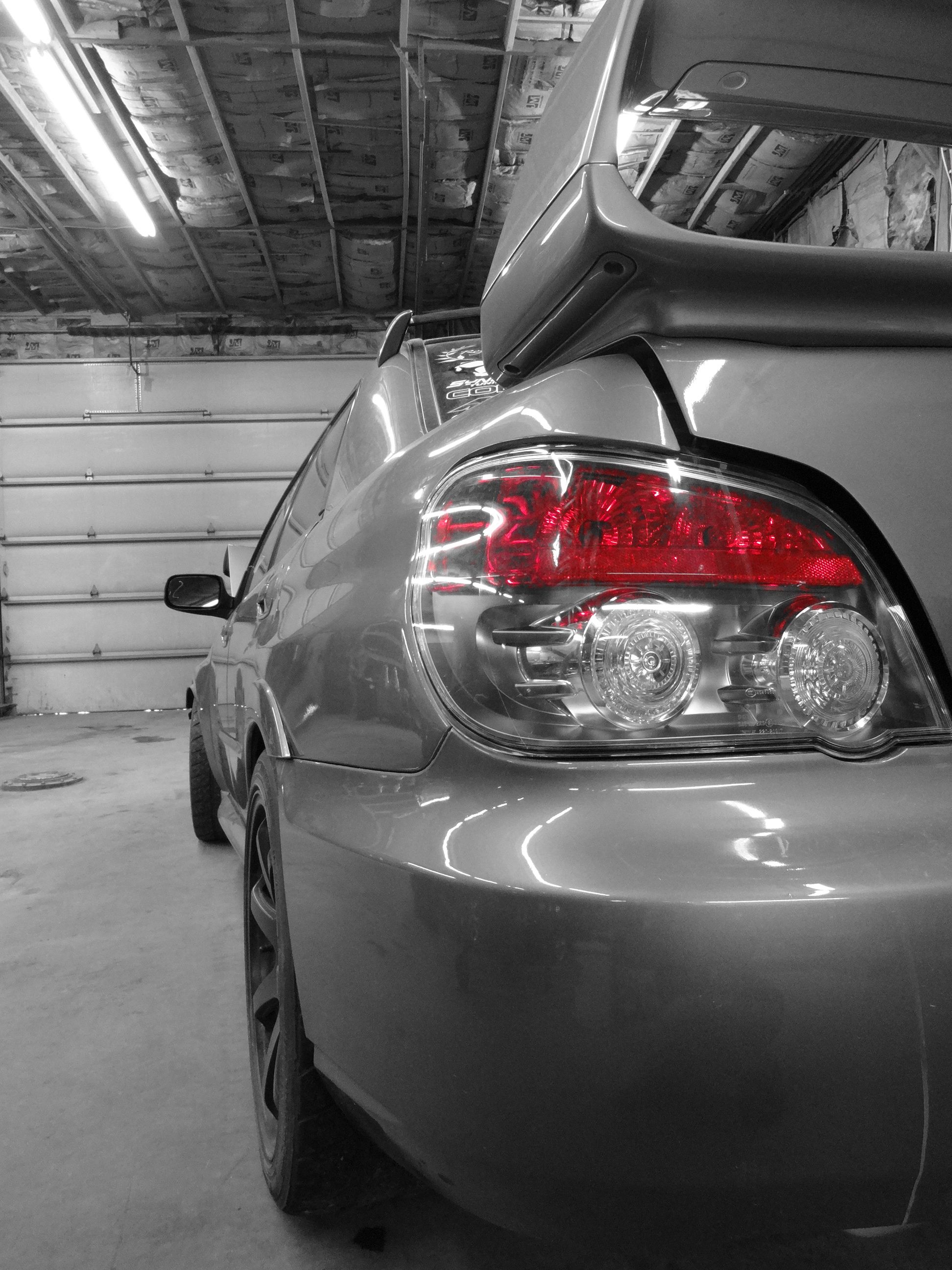 06 Synergy STI. www.facebook.com/oakleafautosalvage