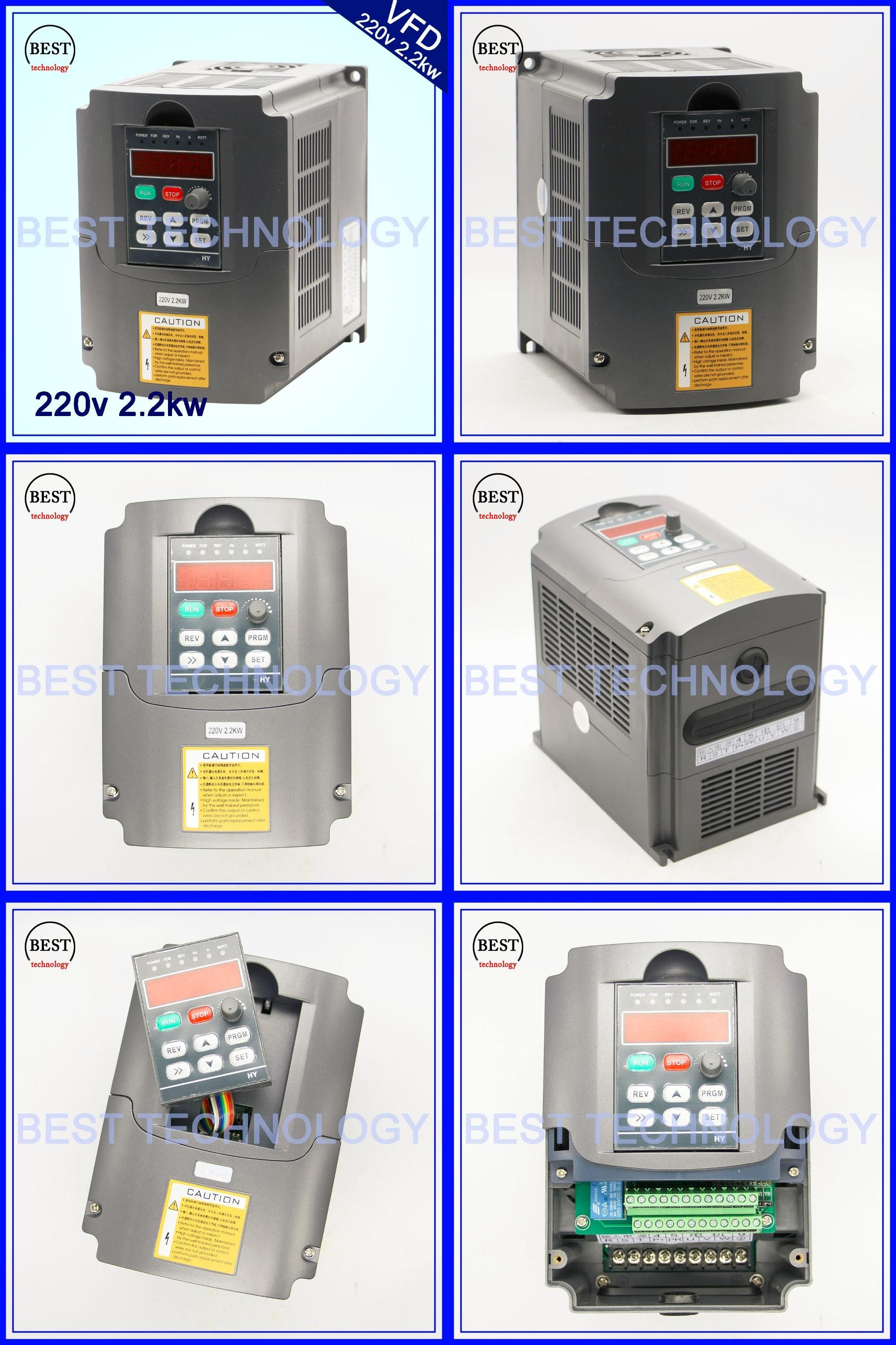Visit To Buy Cnc Spindle Motor Speed Control 220v 22kw Vfd Variable Frequency Drive Electronics Hobby
