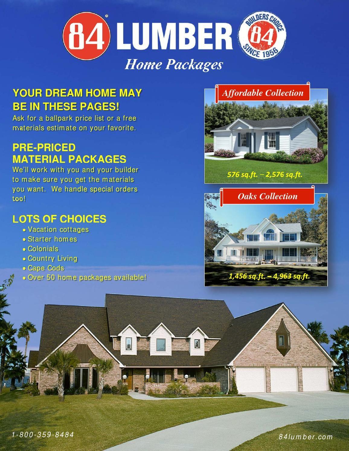 84 lumber homes catalog 84 lumber company and 84 lumber for 84 lumber house kits