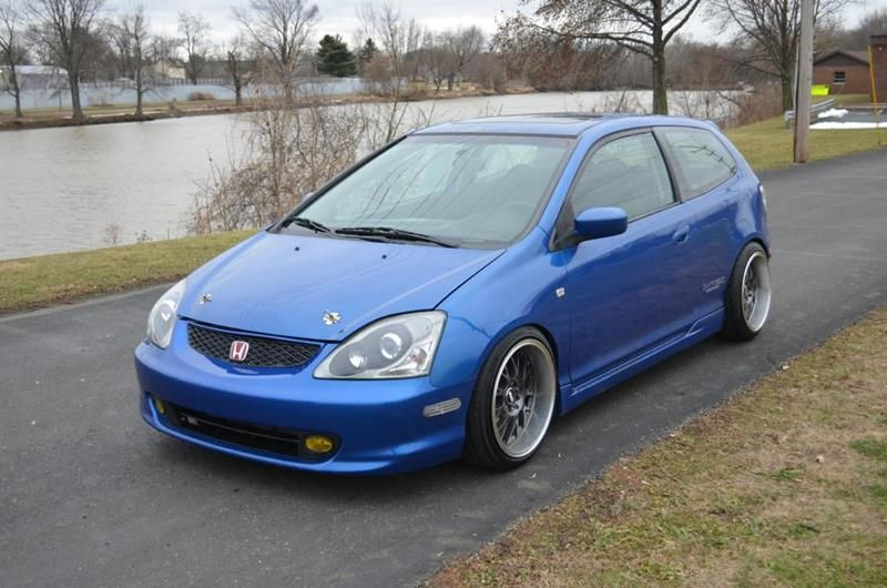 2004 Honda Civic Si 2dr Hatchback For By Jenroc Auto S 101 N Tuscarawas Ave Dover Oh