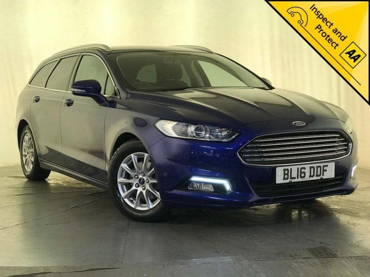 Ford Mondeo 1 5 Tdci Econetic Zetec S S 5dr Ford Mondeo Used Cars Cars For Sale