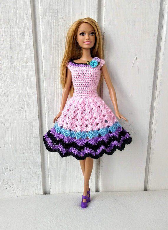 10+ Fabulously Georgeous Crochet a Little Black Crochet Dress Ideas #crochetdress