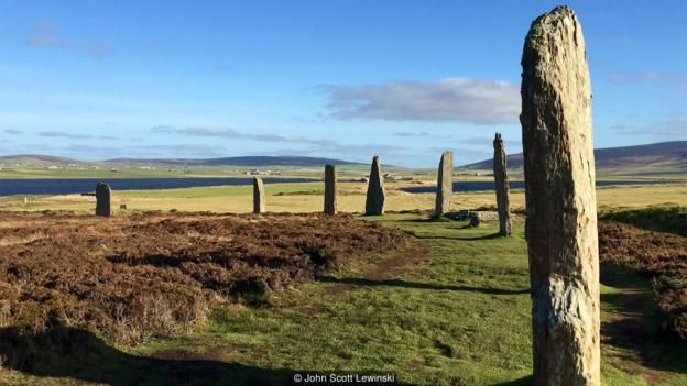 Orkney's Ring of Brodgar