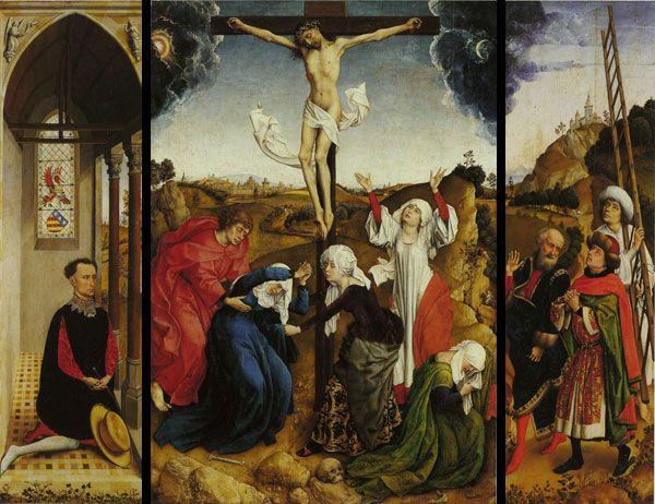 Histoire de l'art - Les mouvements dans la peinture - La renaissance | Trittico, Arte, Artisti