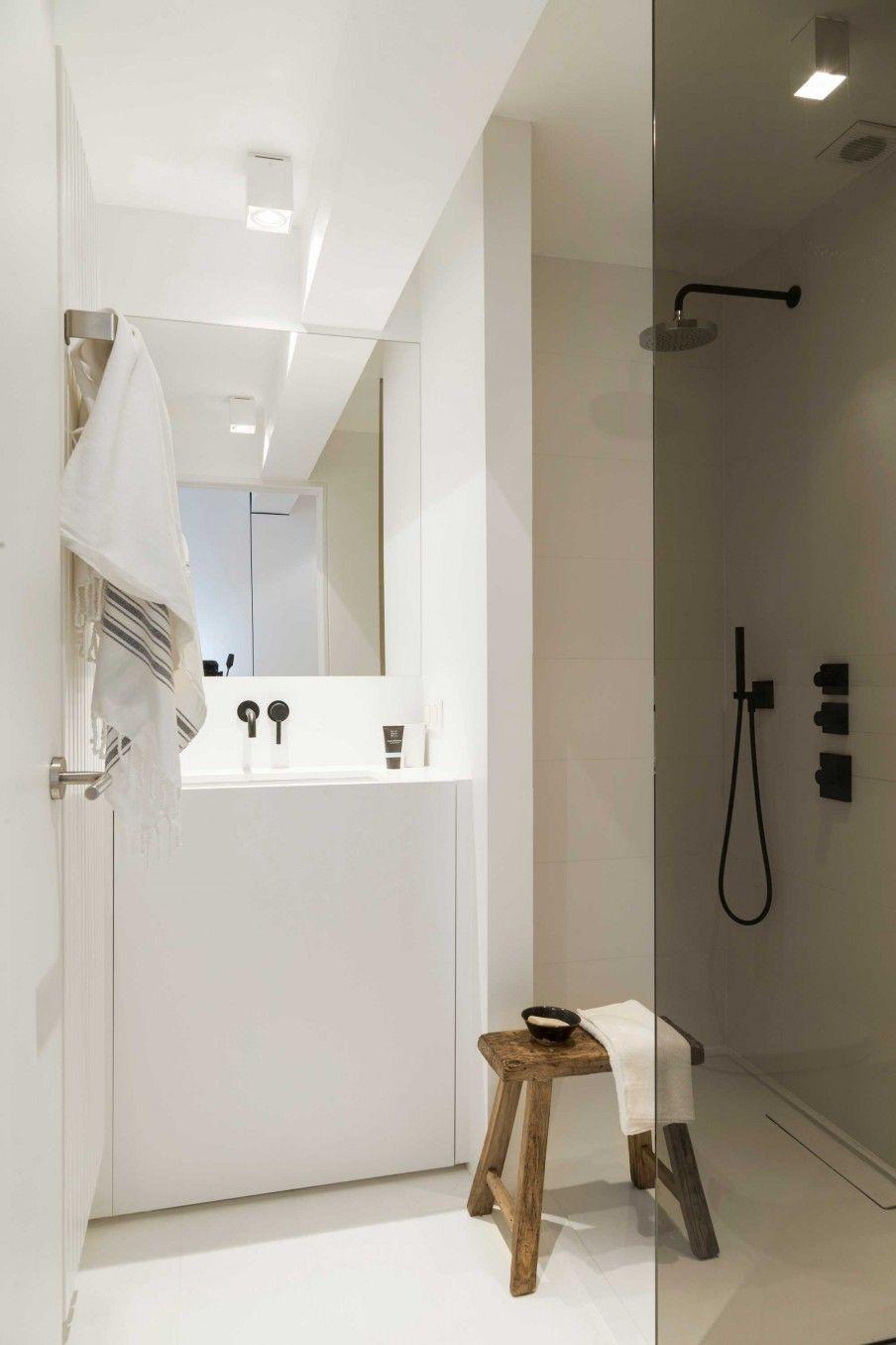 Douche Salle De Bain Bagno Pinterest Interiors Cottage Chic