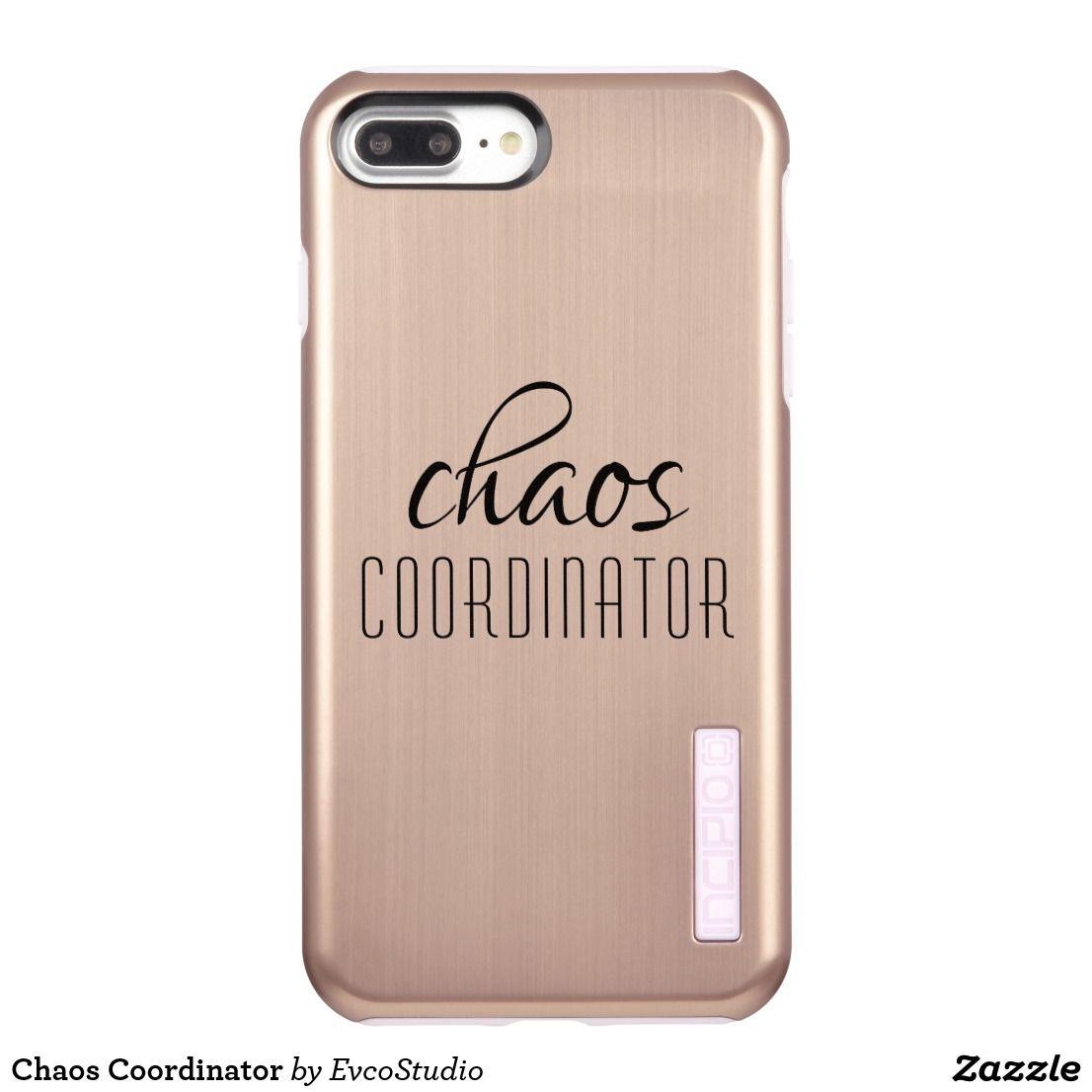 Chaos coordinator incipio dualpro shine iphone 8 plus7