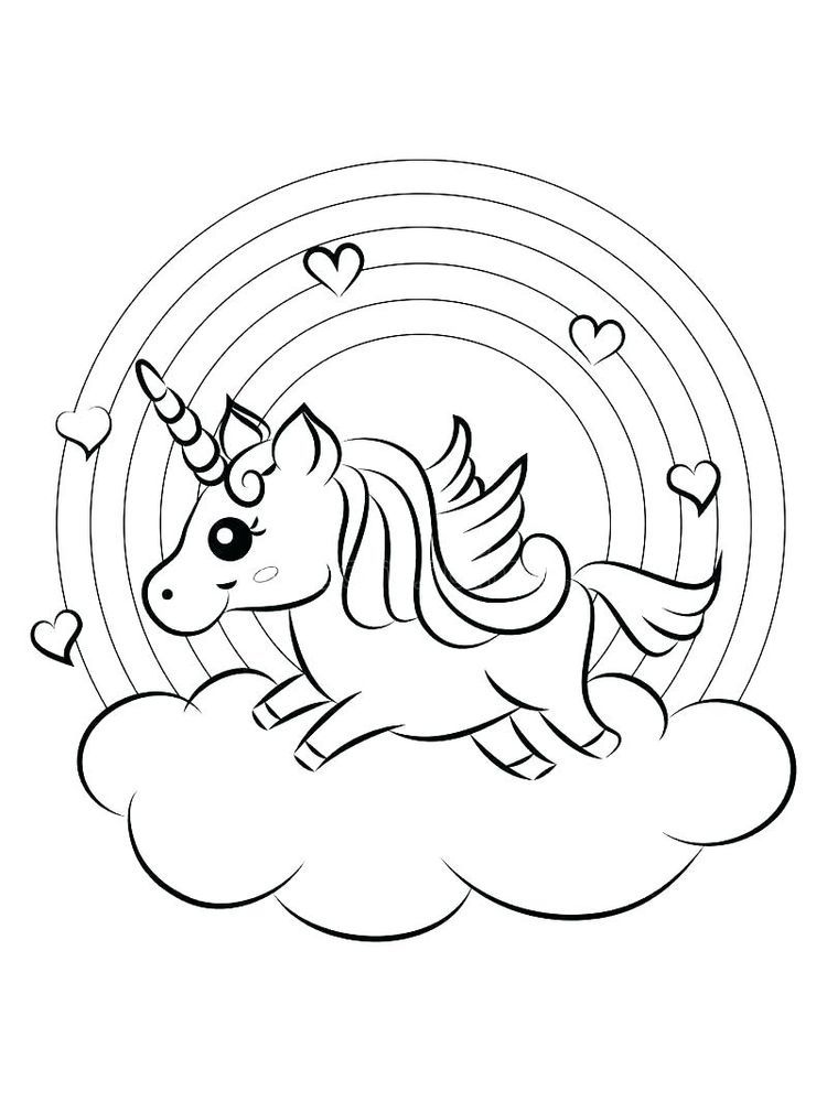 Unicorn Coloring Pages Printable Free Unicorns Are Very Famous Legendary Animals He Is Describ Unicorn Coloring Pages Cute Coloring Pages Coloring Book Pages