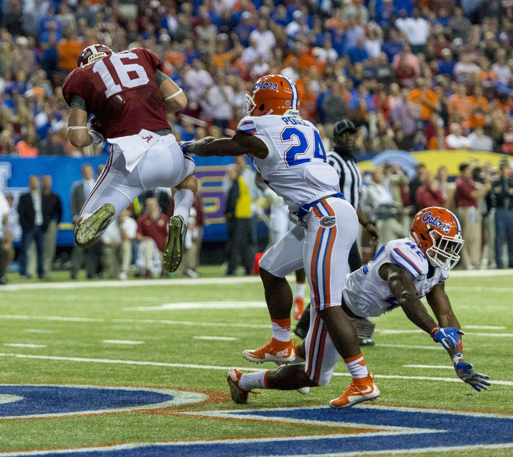 Defense lifts Alabama past Florida, into College Football