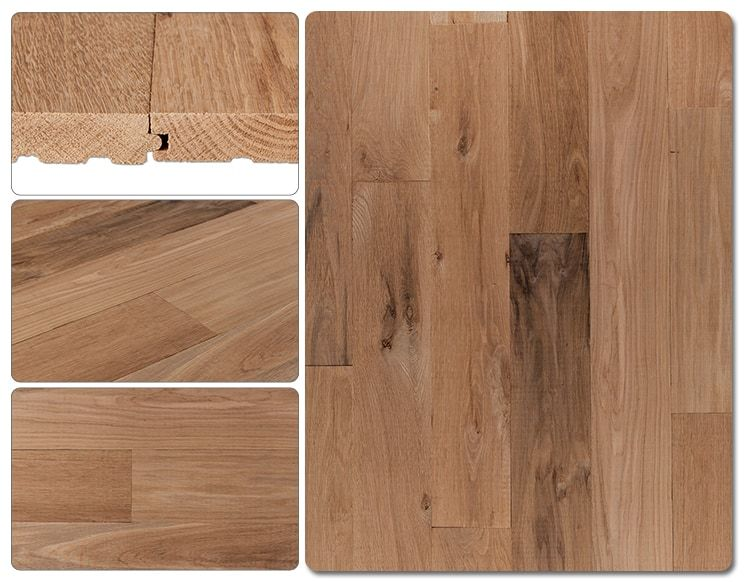 Natural 2 1 4 White Oak Hardwood Flooring With Bona Traffic Hd Water Base Wood Floor Finish White Oak Hardwood Floors White Oak Floors