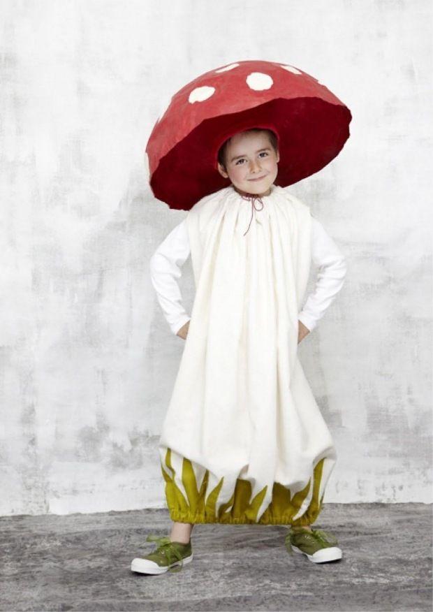 Pilz Ideen Fur Faschingskostume Fur Kinder Zum Selbermachen