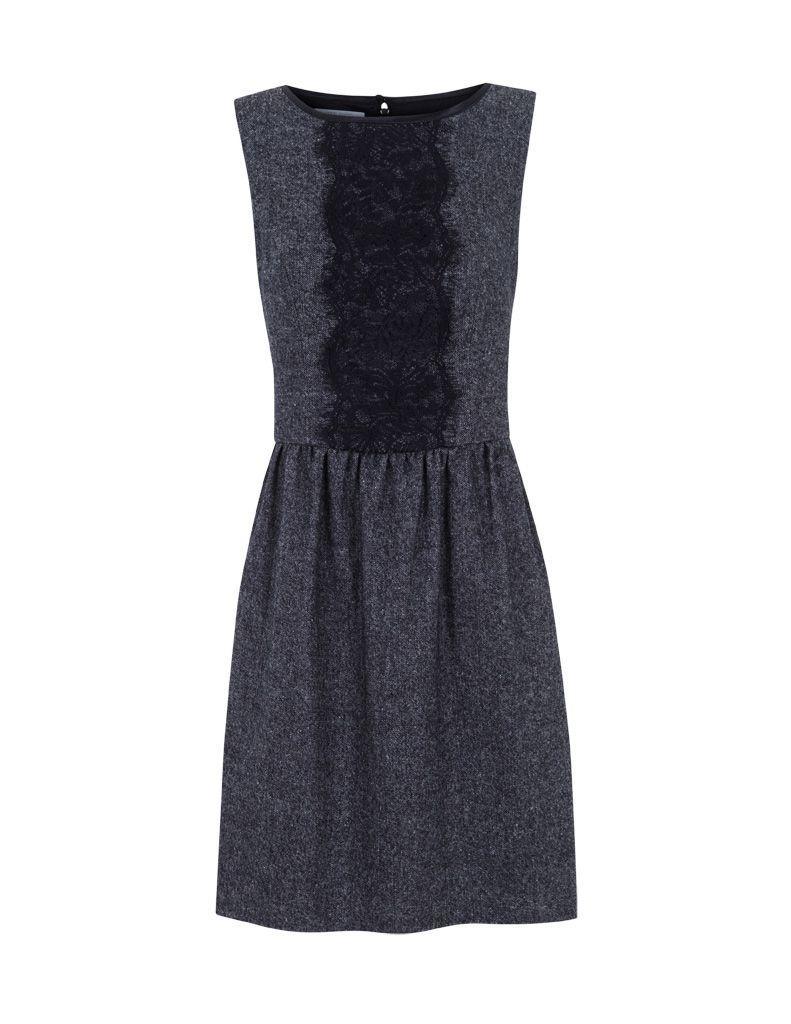 Producto vestido cheviot encaje it uc pinterest short girls