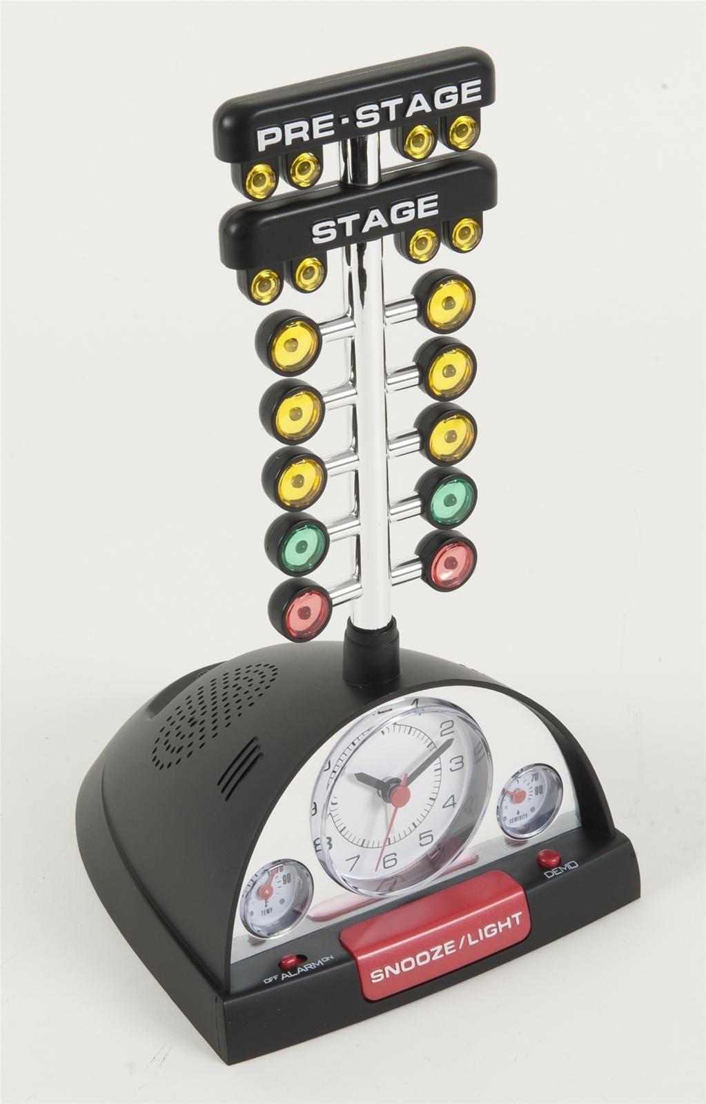 Drag Race Alarm Clock W Batteries Drc15rb Summit Racing Drag Race Hot Rods