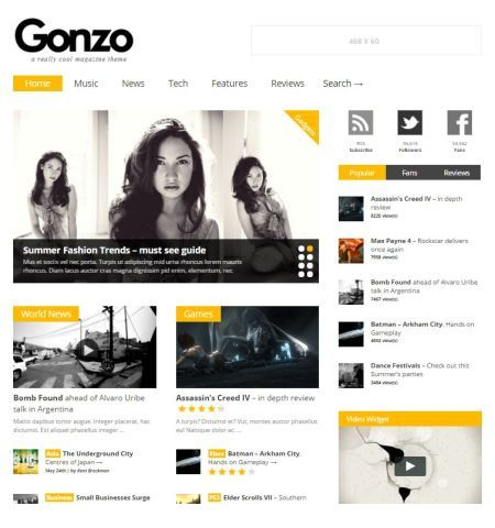 A collection of the best WordPress review themes, both free and paid ...