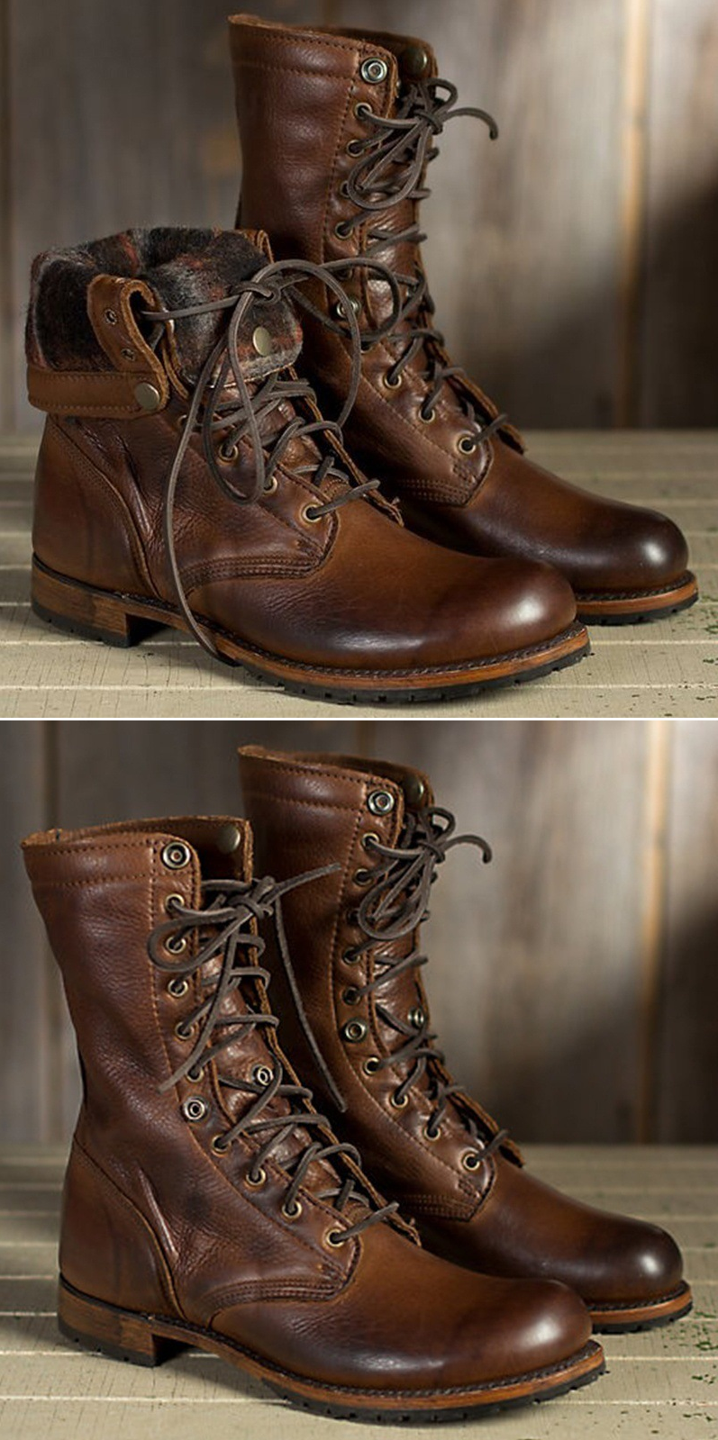 d912c430fb18  65.38 USD Sale! Free Shipping! Shop Now! Men Fashion High Quality Martin  Boots Leather Short Martin British Casual Boots