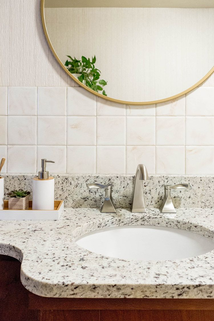 Take A Look At These Eight Simple Bathroom Updates You Too Can Complete In  Just A Couple Of Days Without Spending A Lot Of Money.