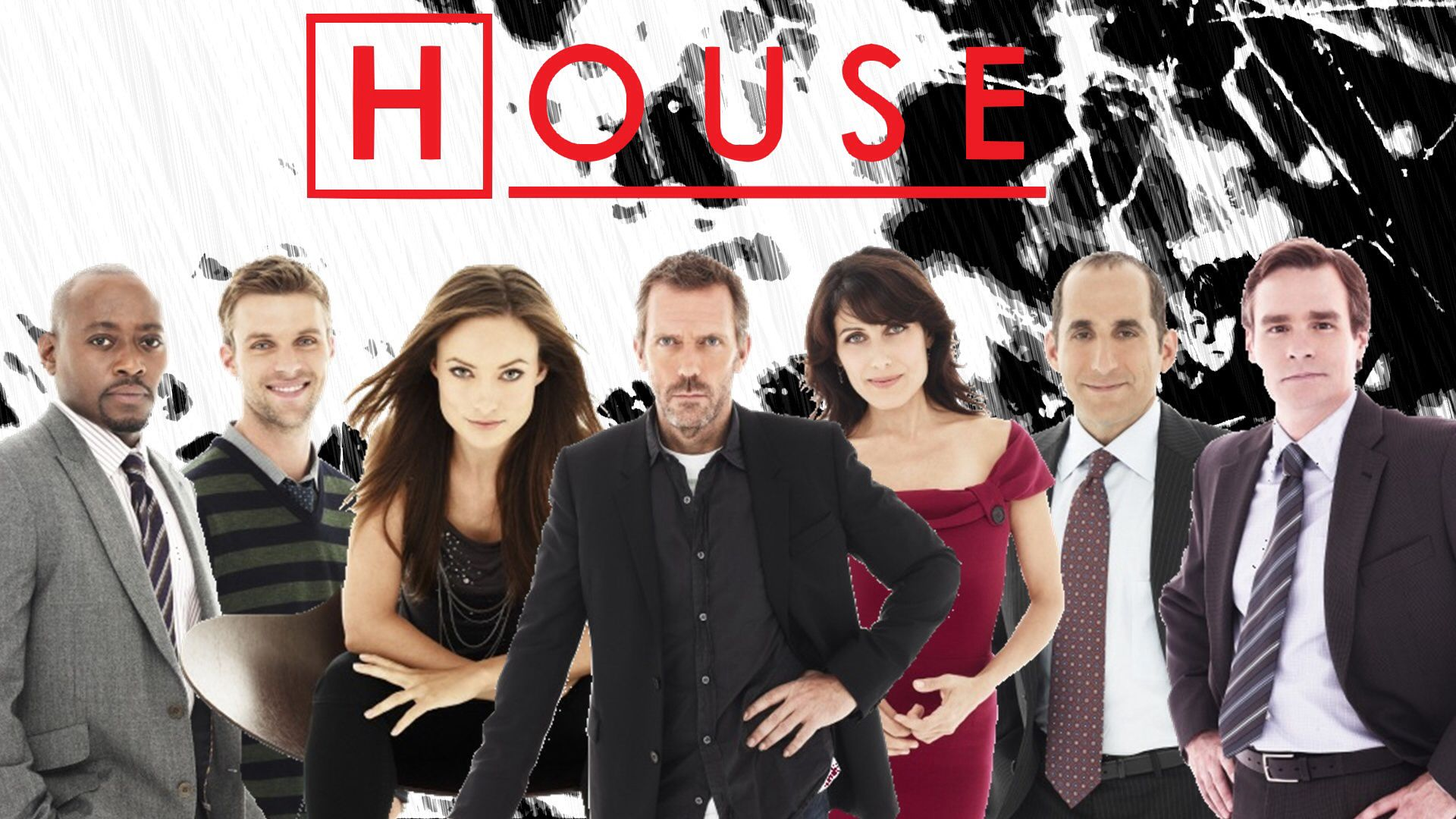 Pin by Lindsay Soberl on House, MD House md, House cast
