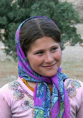 Young Persian Girls
