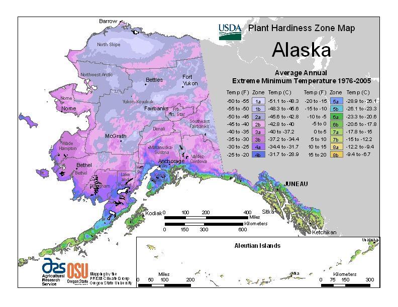 dffc602abde036293bd03d34670e6b75 - Map Of Gardening Zones North America