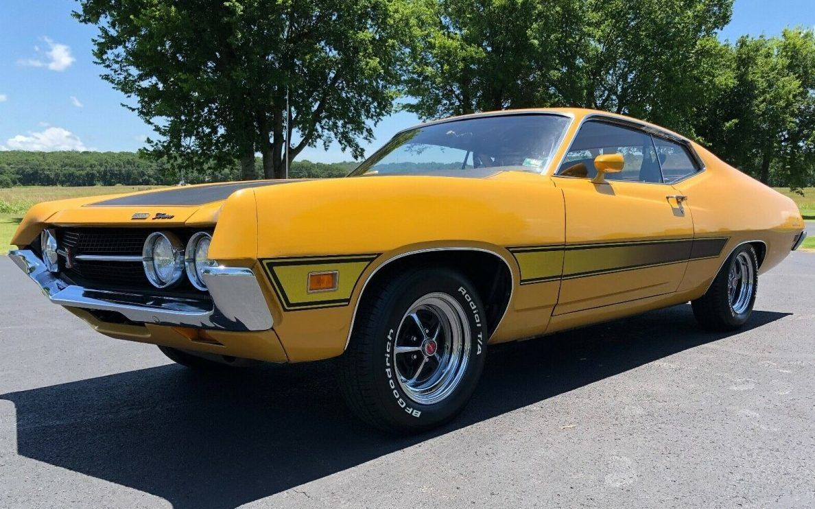 Gallery 1971 Ford Torino Cobra 1 Ford Torino Classic Cars Ford Classic Cars