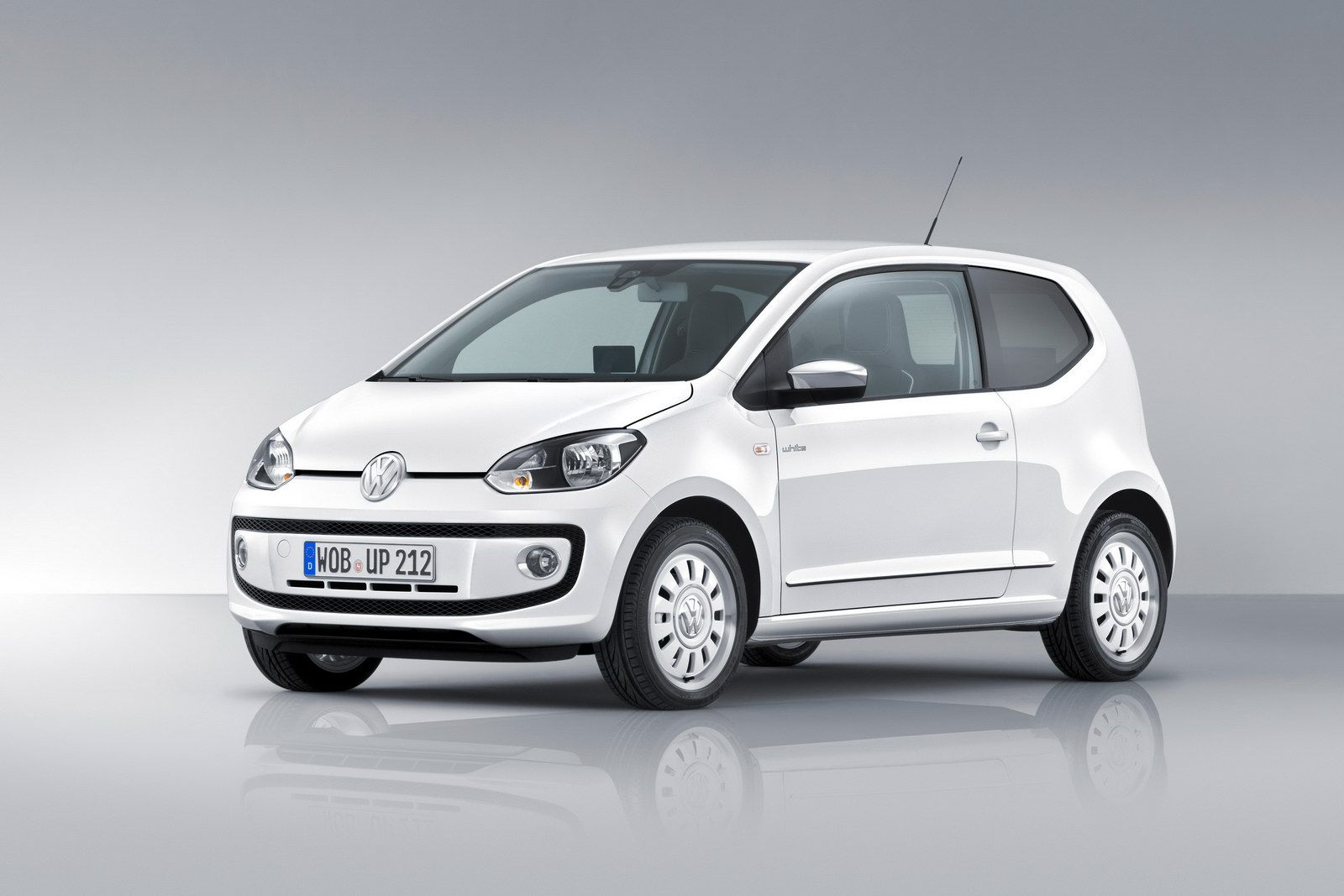 Vw Up White Love The Retro Wheels Volkswagen Up Vw Up