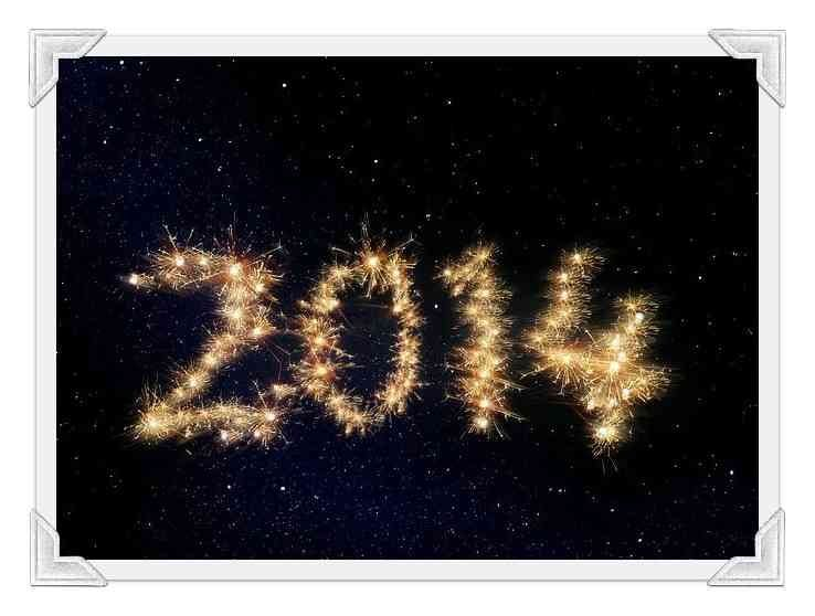 Happy New Year 2014! - THE MINDFUL SHOPPER