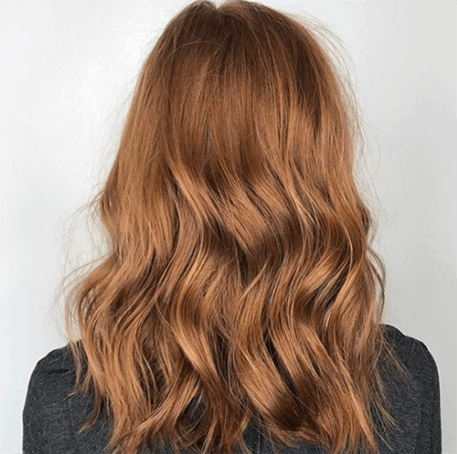 Summer hair color for brunettes