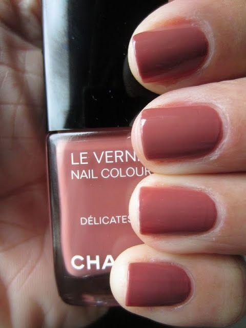 Chanel Délicatesse - Nail Polish | Маникюр | Pinterest | Makeup ...