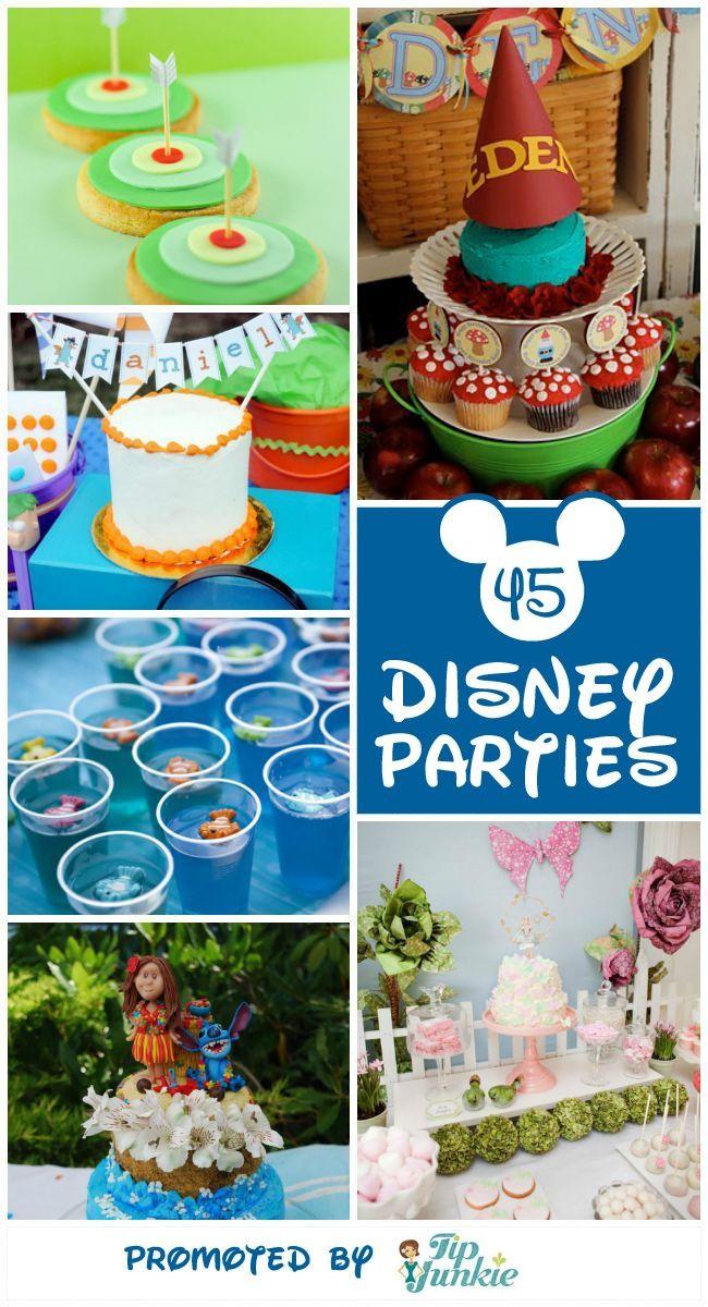 TJ Disney Partyjpg All Things Disney Pinterest Disney movies