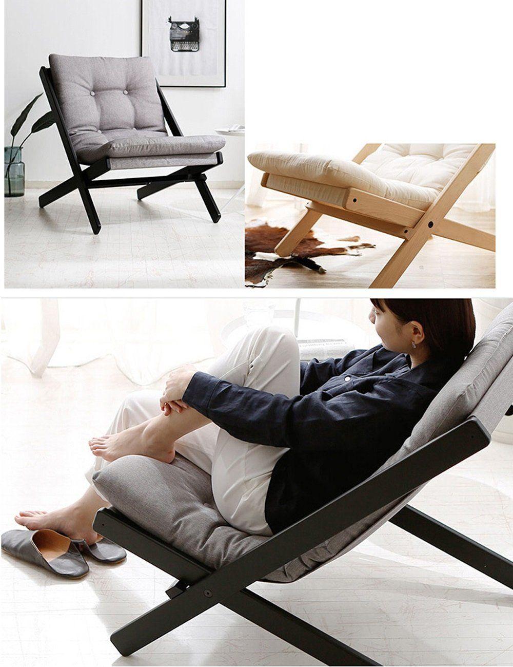 Cool Yizi Lazy People Sofa Single Sofa Japanesestyle Balcony Cjindustries Chair Design For Home Cjindustriesco