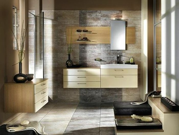 Bathroom Tile Design Tool Mesmerizing Quelle Couleur Salle De Bain Choisir 52 Astuces En Photos Decorating Design