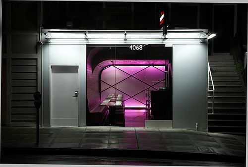 Brandy Ho's 18th Street Exterior by mtparchitects, located in San Francisco via Flickr
