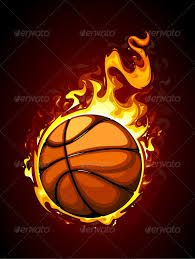 Image Result For Basketball Fire Logo Basketball Background Basket Sport Basketball Art
