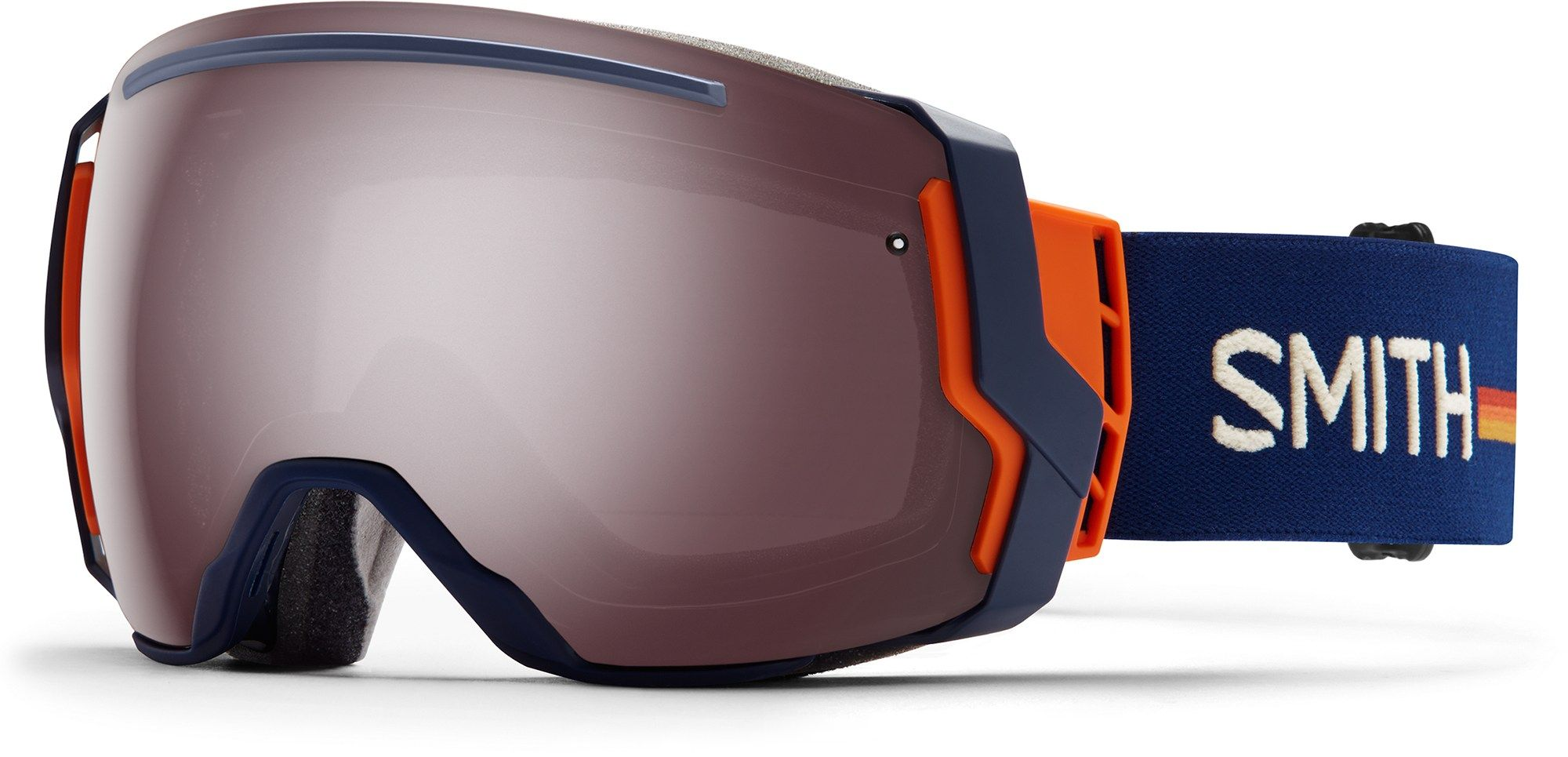 Smith Male I/O7 Snow Goggles Men's Asian Fit Will