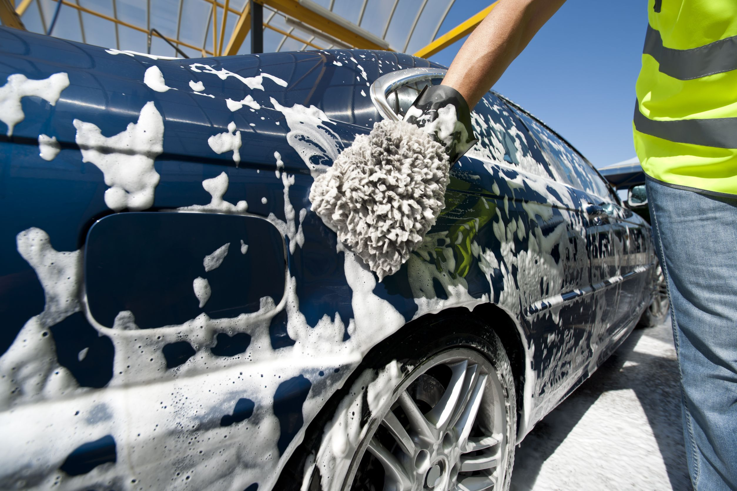 Take care of your car and get all the information about the best get your complete car wash car cleaning and detailing services in bangalore for your car right at your doorstep through our network of branded car service solutioingenieria Image collections