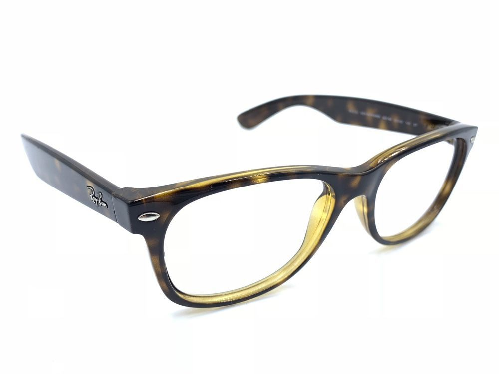 35a3e78bada86 Ray-Ban New Wayfarer RB 2132 902 58 Tortoise Sunglasses Frames 55-18 ...