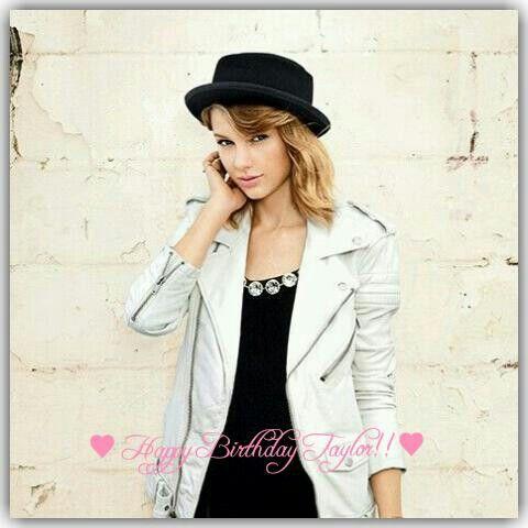 Happy Birthday Taylor! ♡