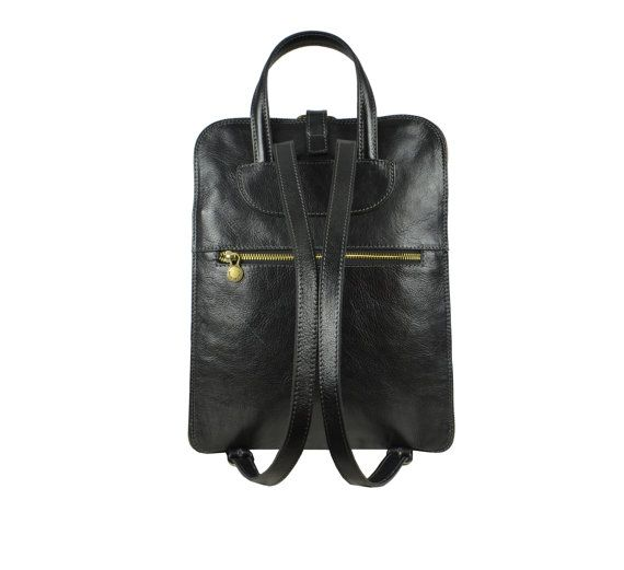 2d55d23b3166 Leather Backpack