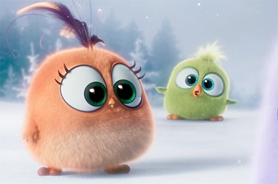 Hatchlings From The Angry Birds Movie Revealed Cartoon Birds Angry Birds Movie Angry Birds