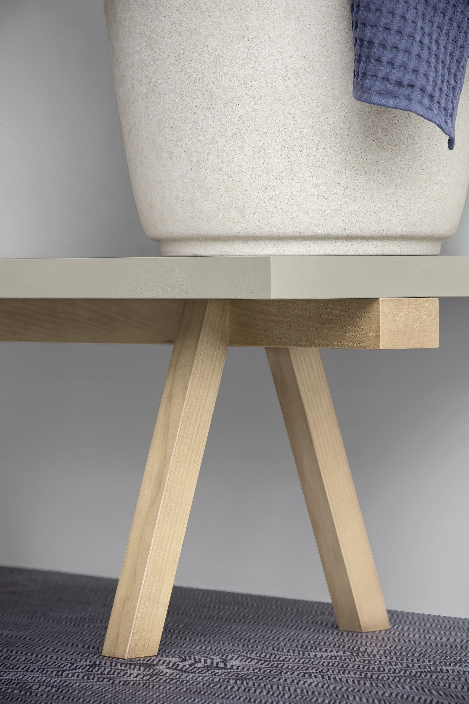 ESPERANTO | Мебель для умывальника by Rexa Design | дизайн Monica Graffeo