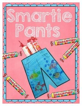 What Better Way To Reward Your Brilliant Young Minds Then With These Cute And Fun Smartie Pants This Free Contains The Template