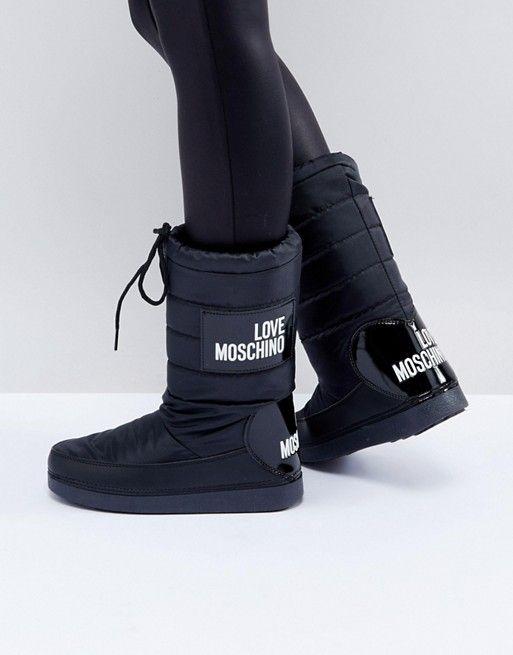 ac8fb2c1433a1a KOUDYEN Femme Chaussures Bottes de Neige Hiver Boots Fourrure Bottines  Bottes,MX1308-Black-EU38 | pour les belles | Pinterest | Chaussure, Bottines  and ...