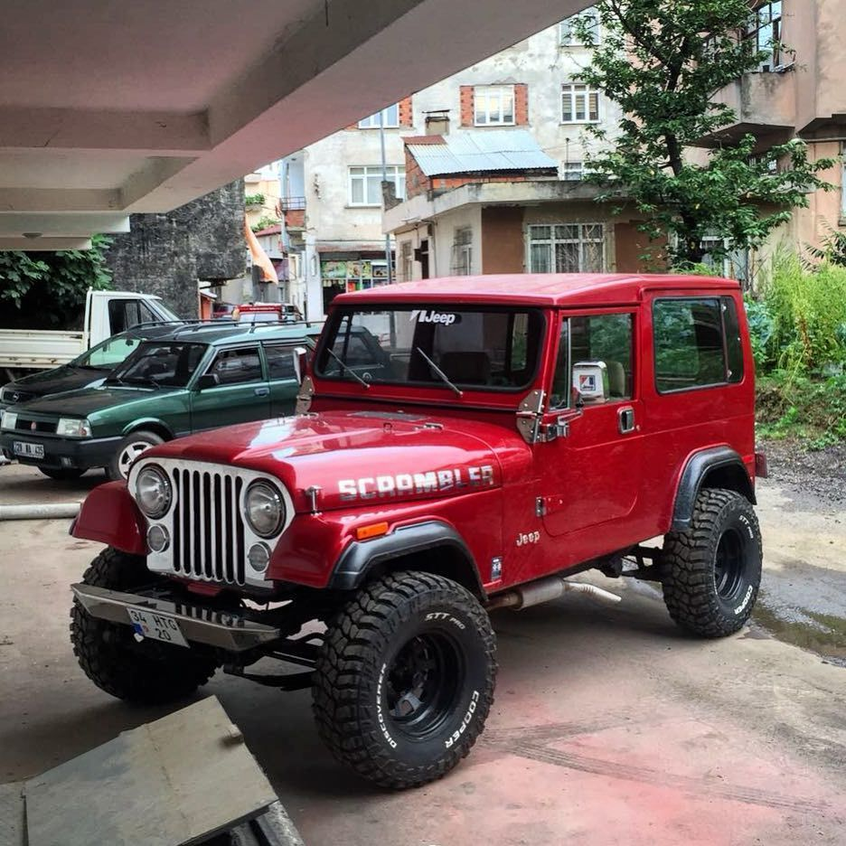 Jeep Cj Series On Instagram Facebook Group Jeep Cj Garage
