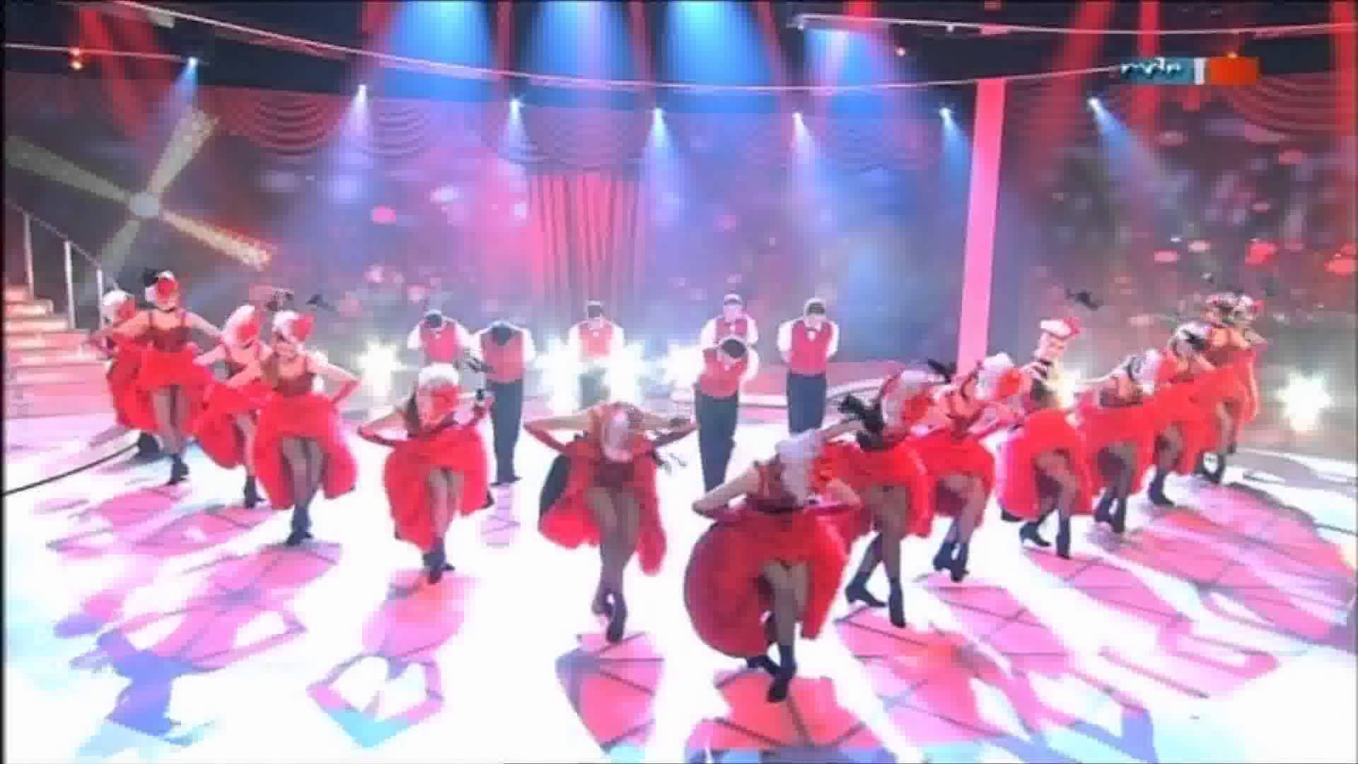 Fernsehballet the infernal galop the orpheus in the hells for Hs offenbach